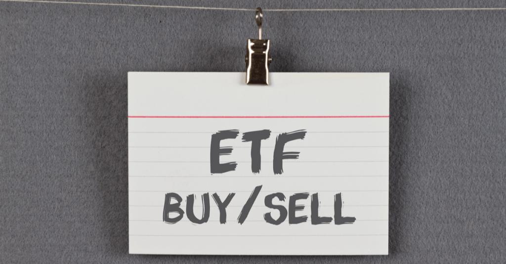 ETF kopen verkopen