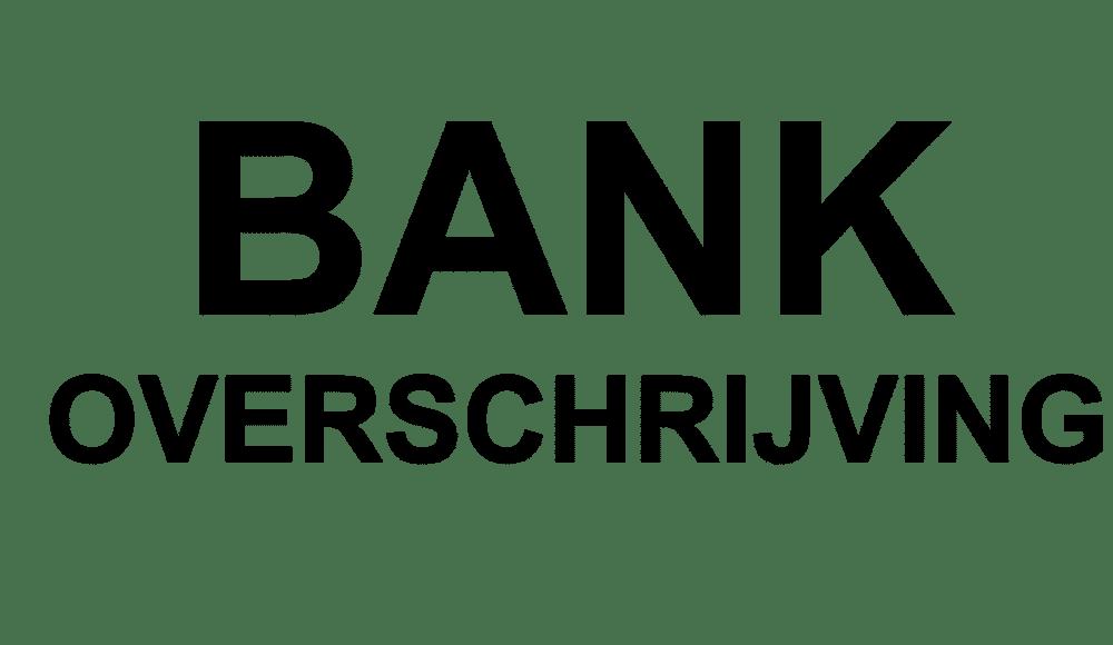 Bankoverschrijving logo