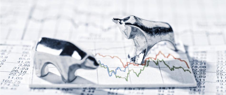 Volatiliteit is de beweeglijkheid van de koers