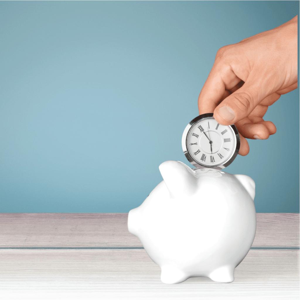 Beleggen kost tijd