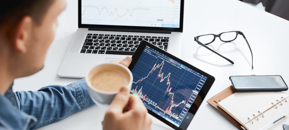 CFD aandelenhandel