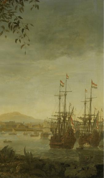 Nederlandse aandelen historie