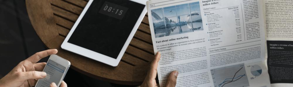 Speculeren op nieuwsberichten