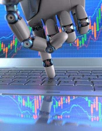 Algoritmische strategie CFD trading