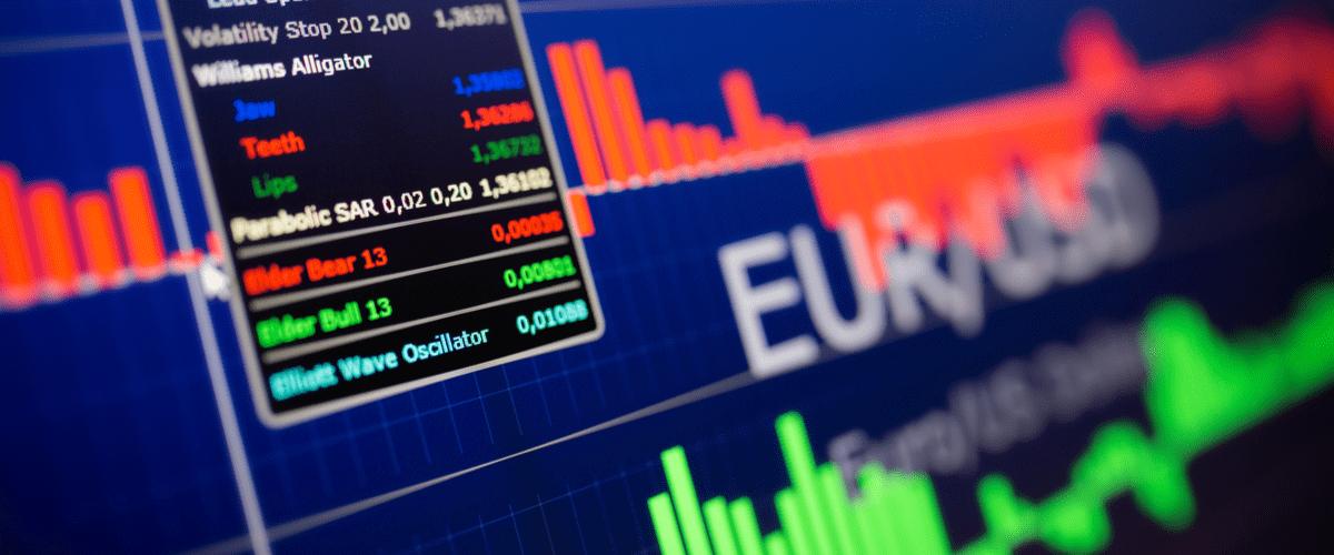 Valutapaar EUR/USD handelen