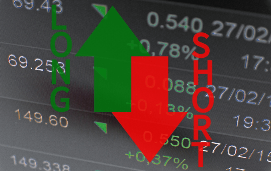Long en short posities Forex Trading