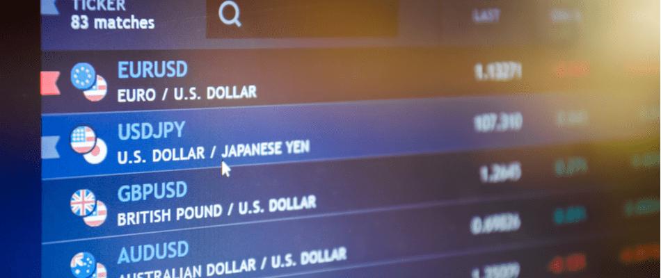 Forex trading valuta