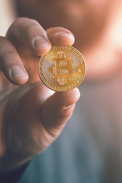 Bitcoin crypto CFD trading