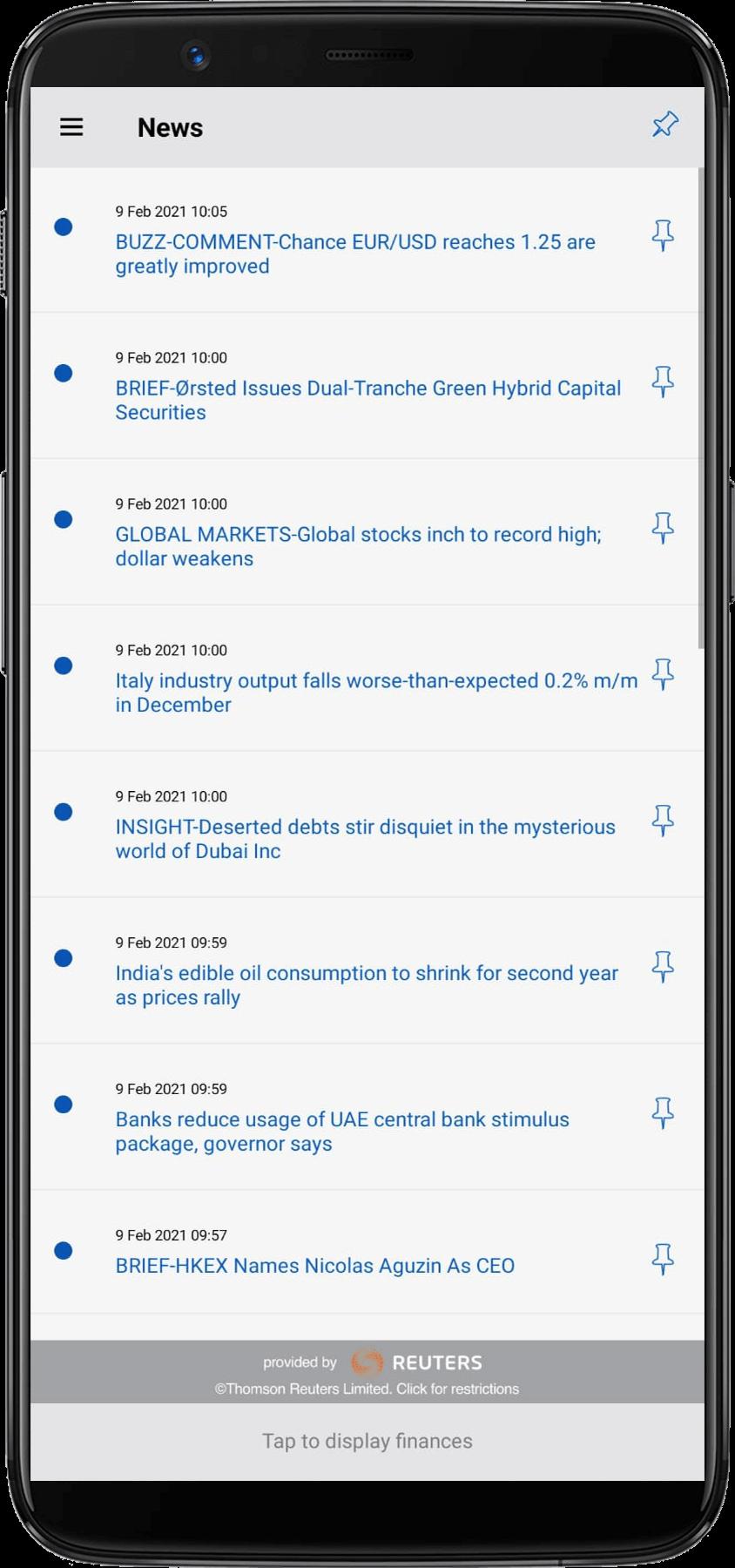 Forex.com news