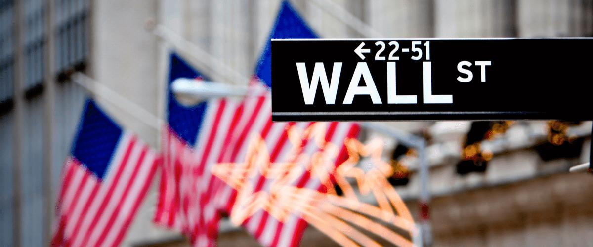 Wall Street, een veelgebruikte term bij beleggen