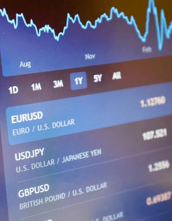 Valuta (Forex) als onderliggende waarde