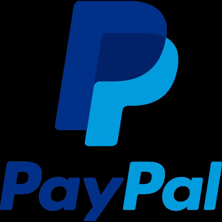 PayPal betaalmogelijkheid