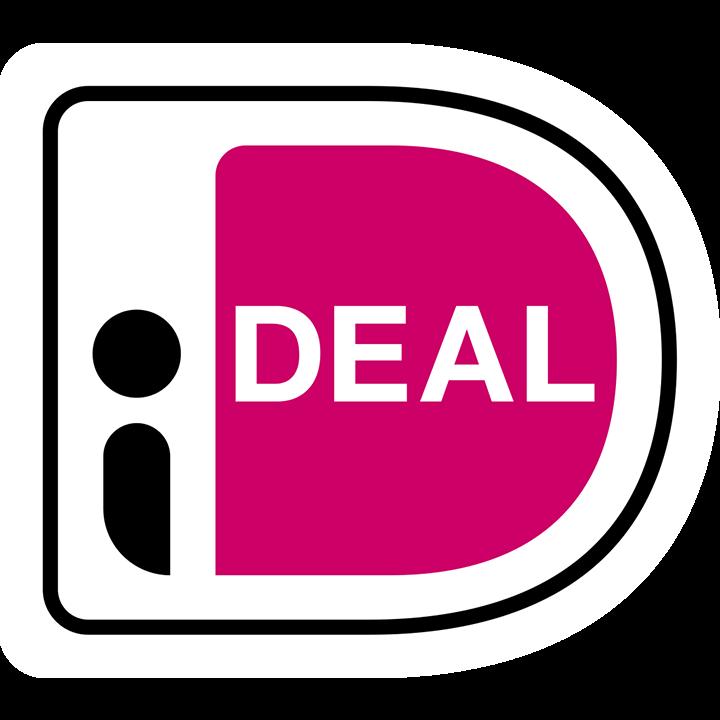 iDeal betaalmogelijkheid